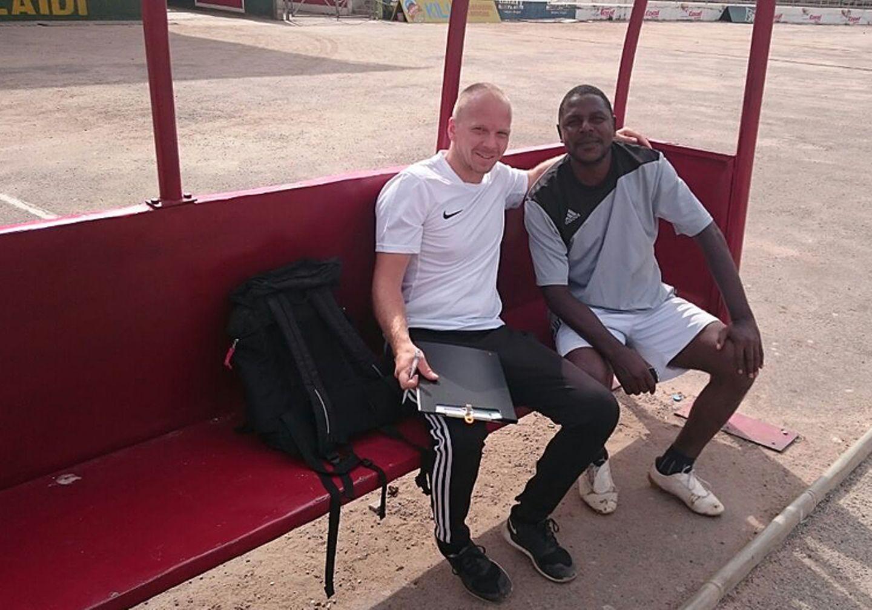 Interview: Als Profi-Fußballtrainer nach Tansania