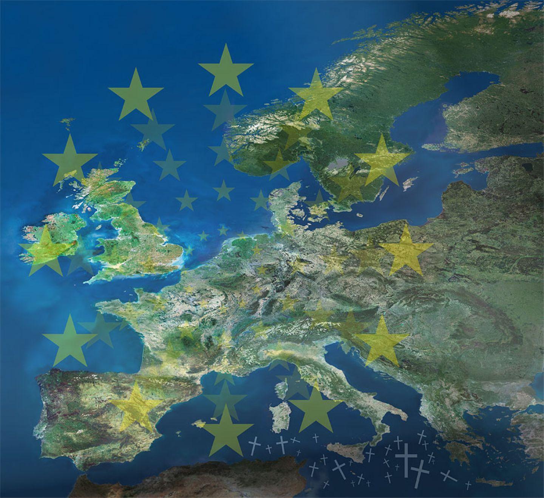 4. Platz: Inger Holndonner - Überwindet Europas Grenzen?