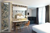 Frankreich, Paris: Hotel Paradis