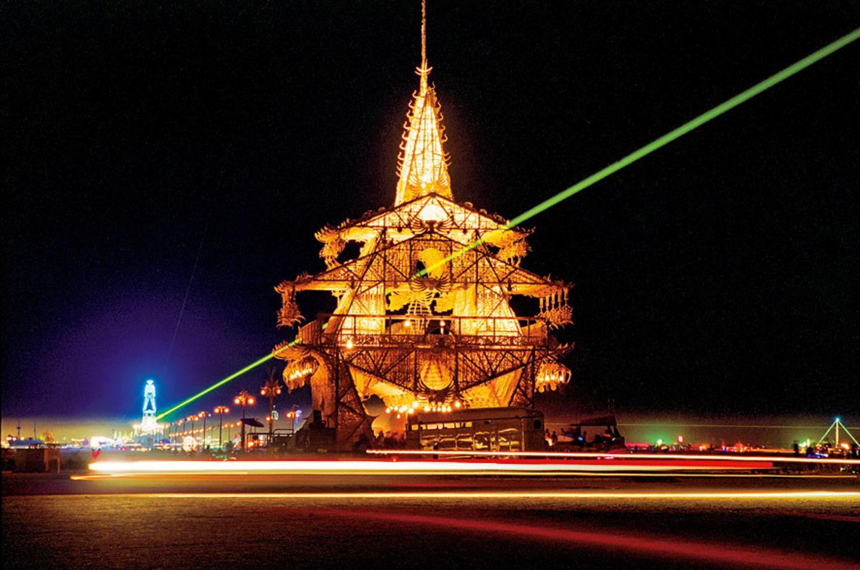 The Temple of Joy, 2002, David Best und the Temple Crew