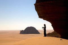 Wüstenmensch