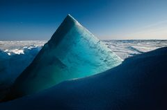 Eisschollen im Nordpolarmeer