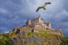 Schottland: Edinburgh Castle