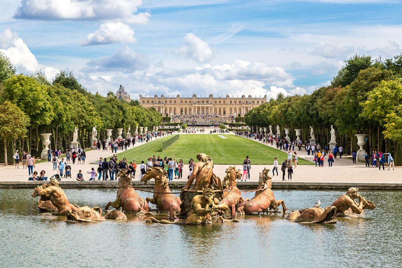 Frankreich: Versailles
