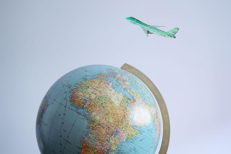 7. Flugreisen