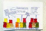 Gummibärchen: Fotogalerie: Bären-Kunstwerke - Bild 3