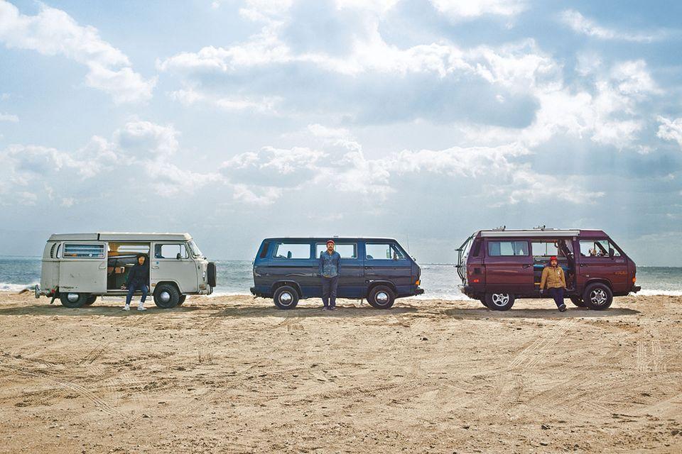 VW Bus: Bulli Love