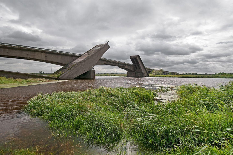 Palmburger Brücke, Königsberg (Kaliningrad)