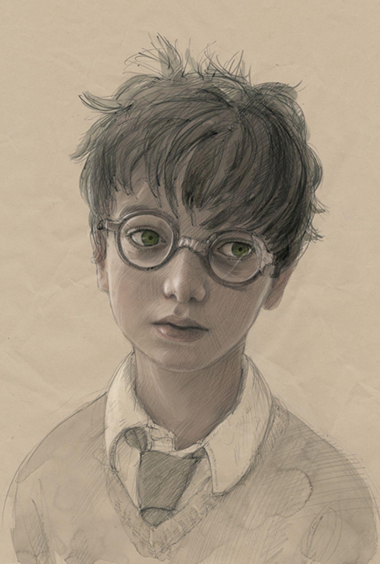 Schmuckfassung: Buchtipp: Harry Potter und der Stein der Weisen - Bild 5