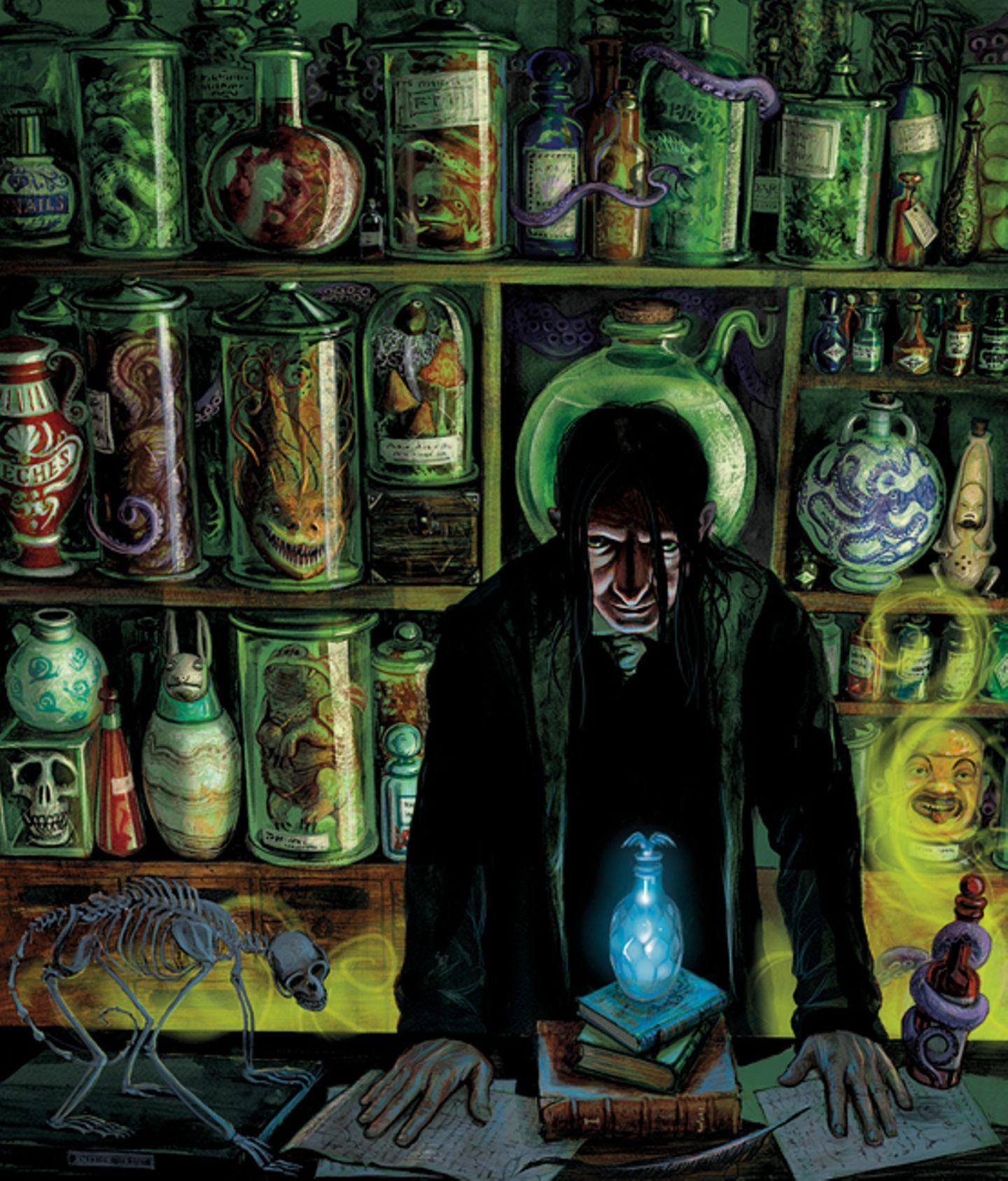 Schmuckfassung: Buchtipp: Harry Potter und der Stein der Weisen - Bild 6