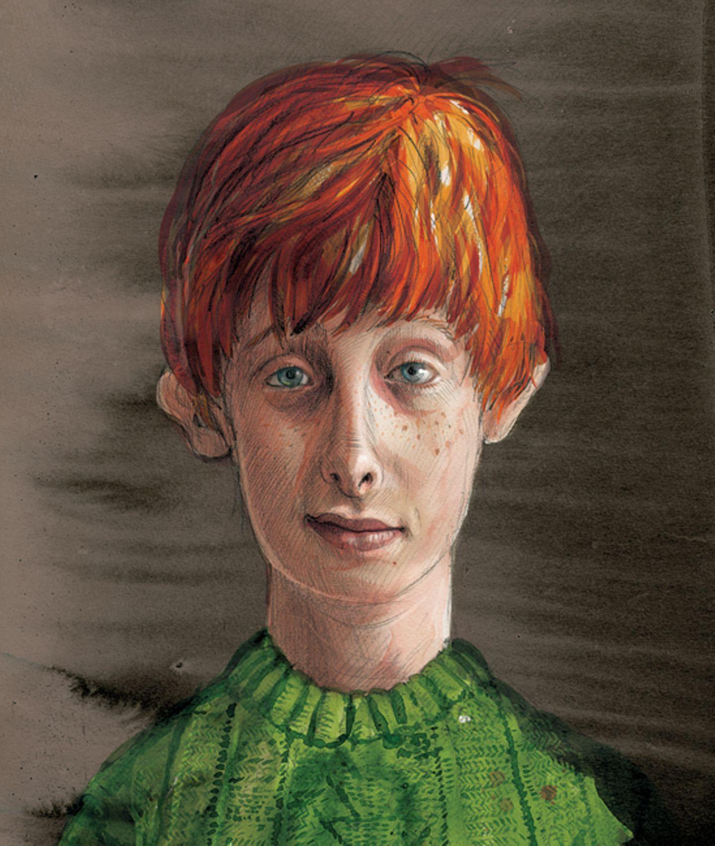 Schmuckfassung: Buchtipp: Harry Potter und der Stein der Weisen - Bild 7