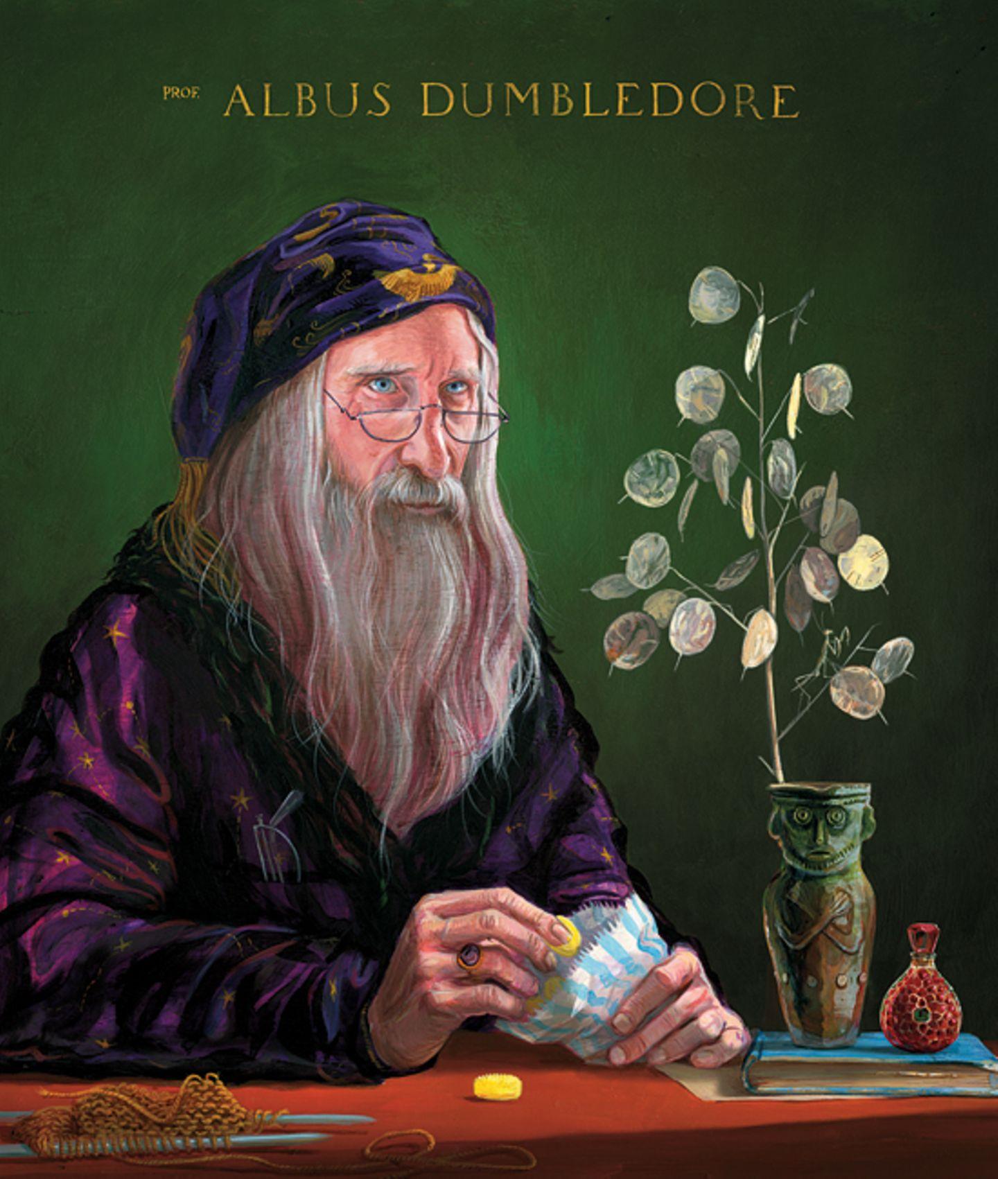 Schmuckfassung: Buchtipp: Harry Potter und der Stein der Weisen - Bild 9