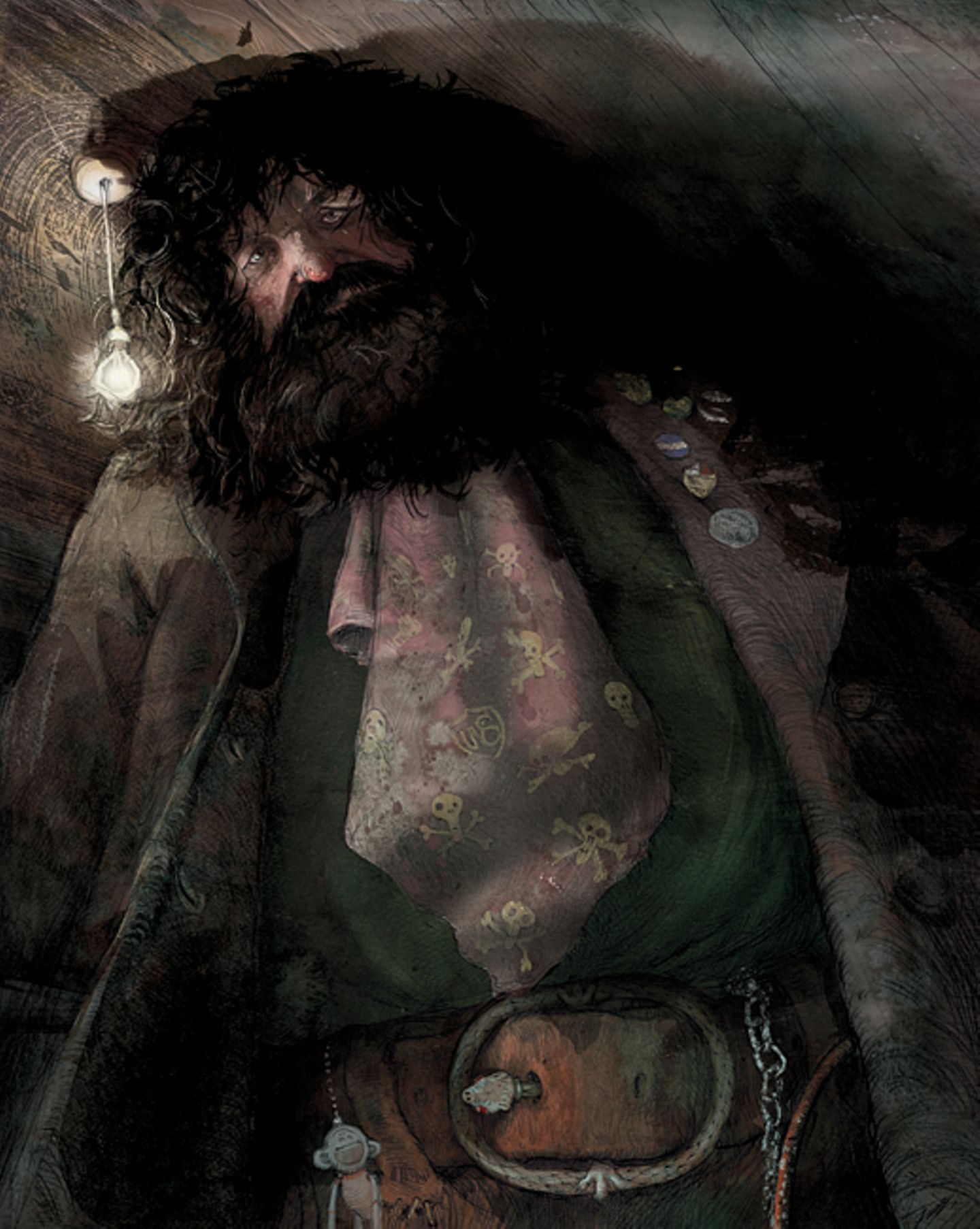 Schmuckfassung: Buchtipp: Harry Potter und der Stein der Weisen - Bild 10