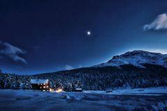 Lej da Staz, Celerina, Graubünden