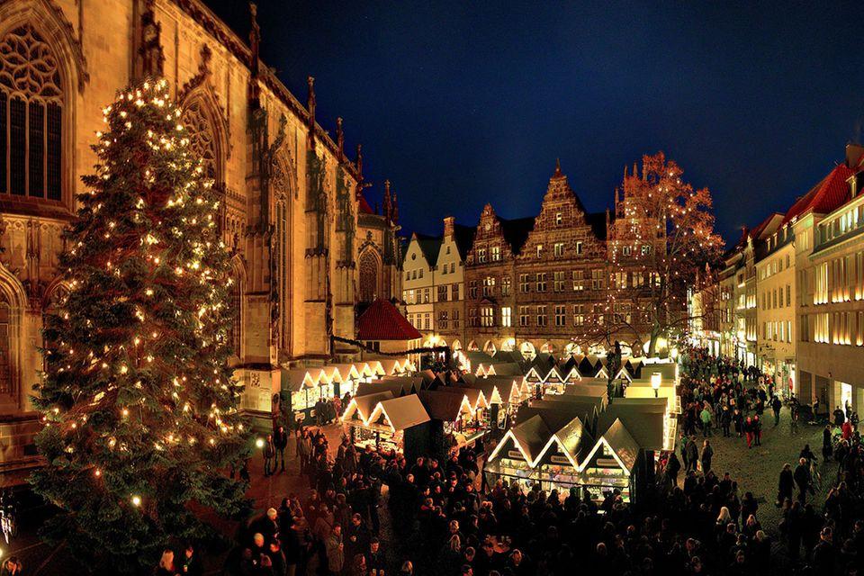Reiseziele im Advent: Zehn besonders nostalgische Weihnachtsmärkte in Deutschland