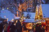 Weihnachtsmarkt am See in Konstanz