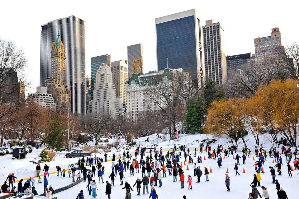 Top-Ten: Weihnachten in New York: Warum sich ein Besuch zur Adventszeit lohnt