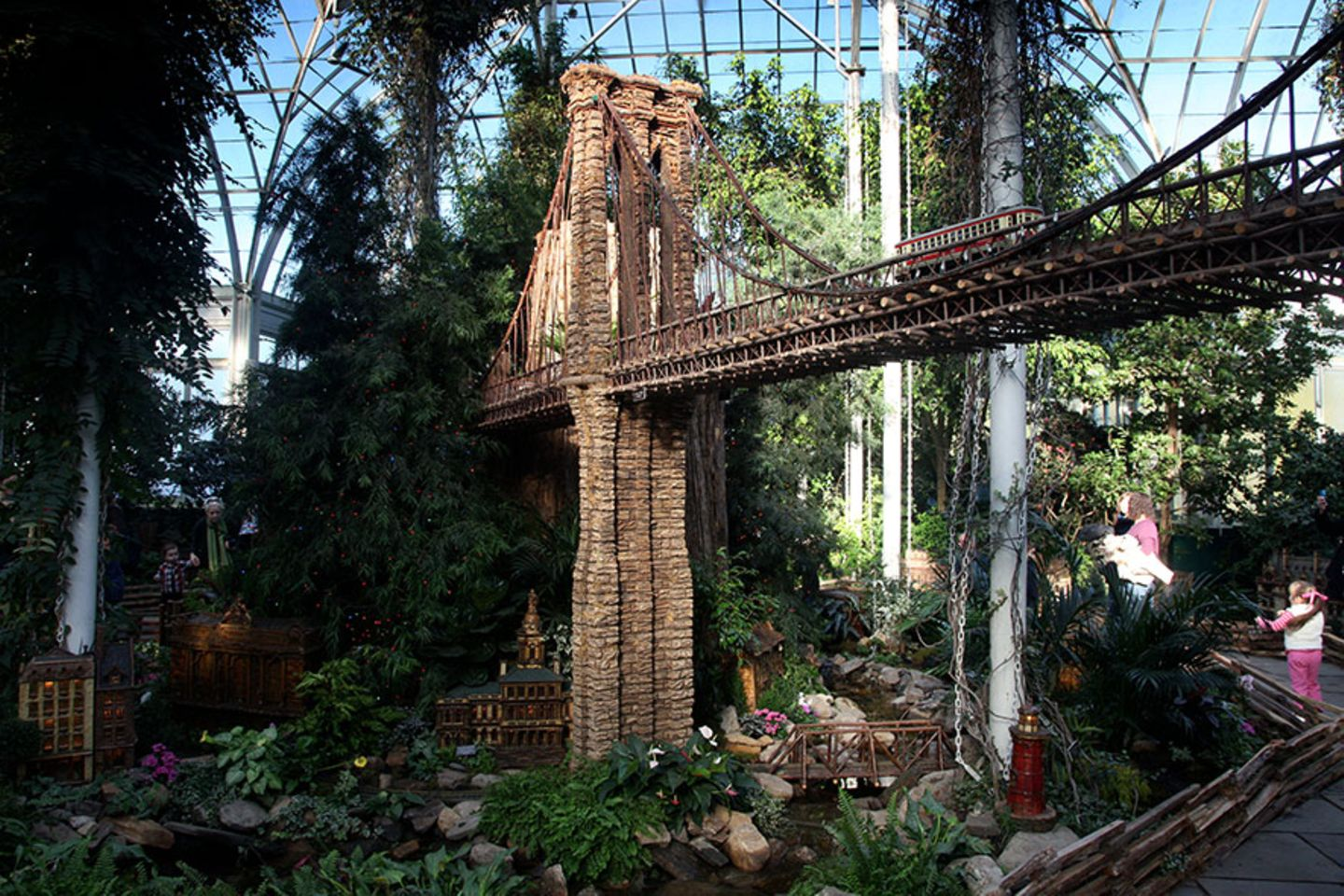 Die Holiday Train Show