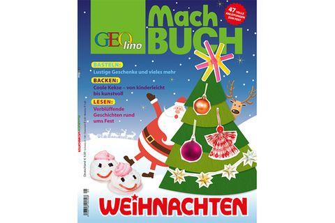 GEOlino Machbuch: Weihnachten