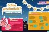 Kreativ: Das GEOlino-Machbuch: Weihnachten - Bild 3