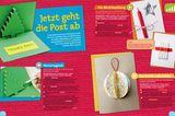 Kreativ: Das GEOlino-Machbuch: Weihnachten - Bild 5