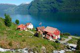 Nordfjord, Norwegen
