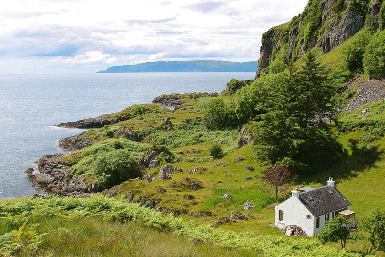 Ardentallen, Schottland