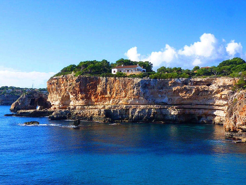 Cala Santanyi, Mallorca