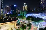Orchard Road im Central Business District