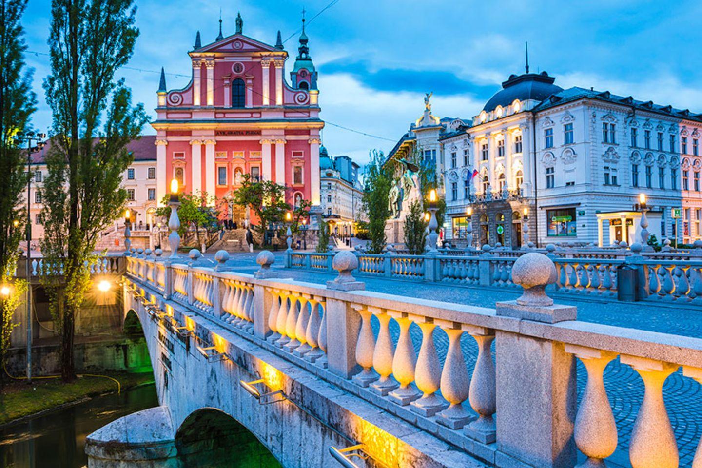 Das Trendreiseziel 2016: Ljubljana