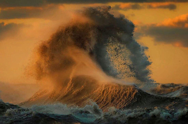 Endlich Wellen