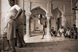 Natarajasana - Haltung des Tänzers
