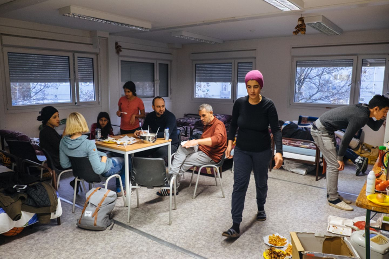Flüchtlinge: Fotogalerie: Ein neuer Anfang - Bild 3