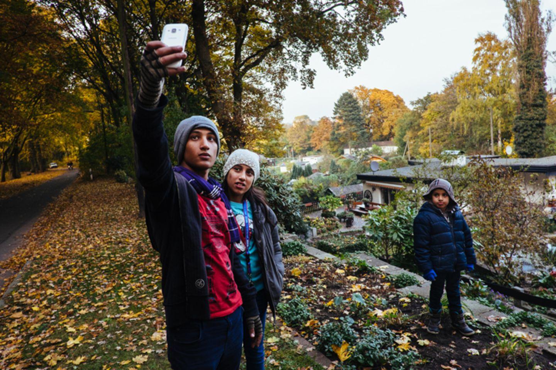 Flüchtlinge: Fotogalerie: Ein neuer Anfang - Bild 5