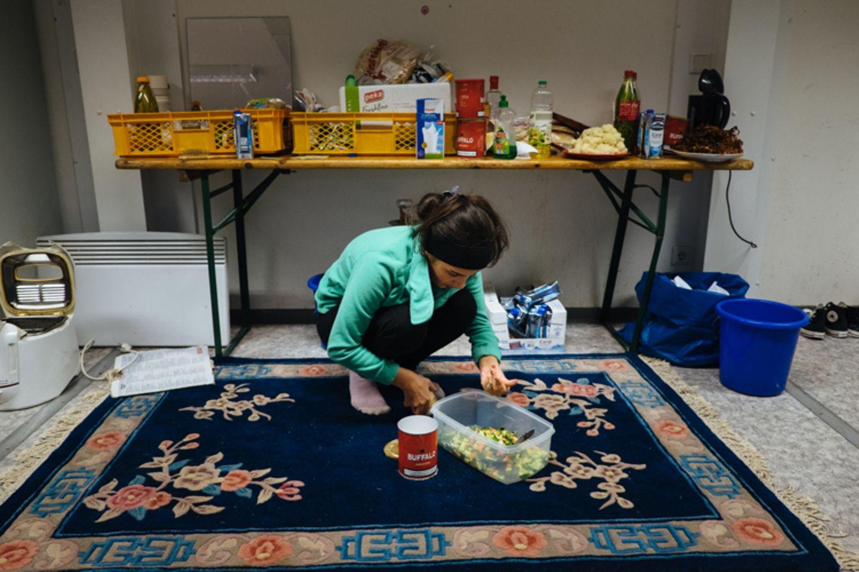 Flüchtlinge: Fotogalerie: Ein neuer Anfang - Bild 7