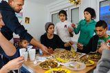 Flüchtlinge: Fotogalerie: Ein neuer Anfang - Bild 8