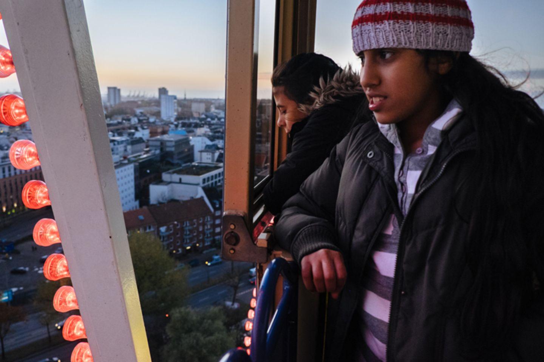 Flüchtlinge: Fotogalerie: Ein neuer Anfang - Bild 11