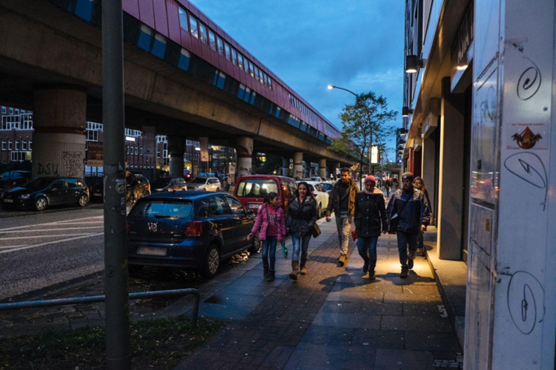 Flüchtlinge: Fotogalerie: Ein neuer Anfang - Bild 14