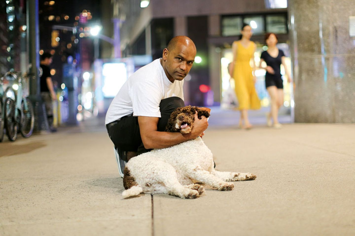 Humans of New York, 3. Story