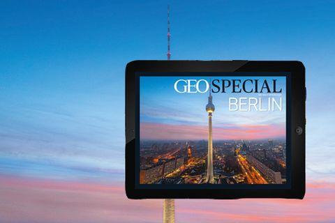 App: GEO Special App: Berlin