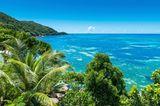 Karibische Inseln wie Dominikanische Republik