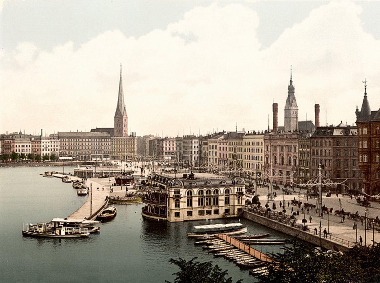 Hamburg: Bildstrecke: Hamburg zur Kaiserzeit - Bild 3