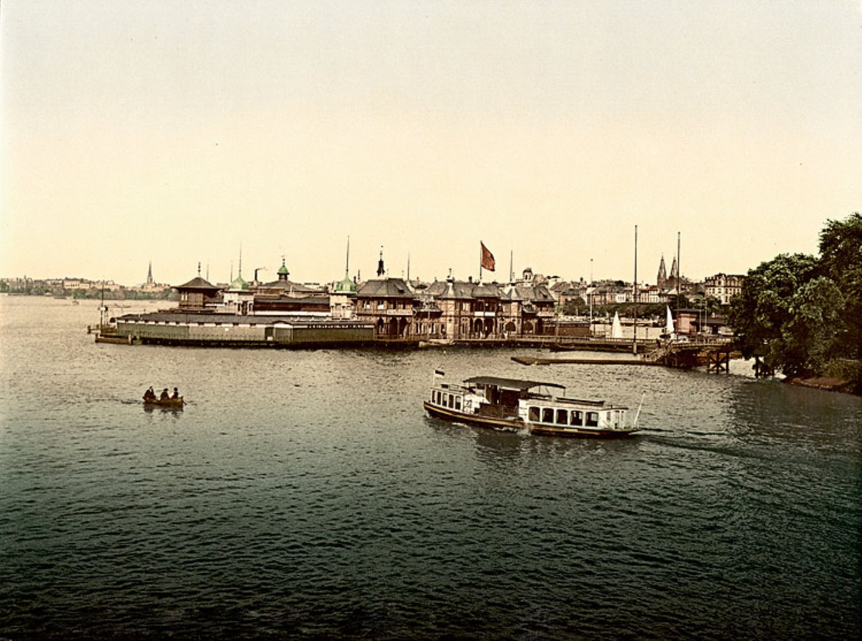Hamburg: Bildstrecke: Hamburg zur Kaiserzeit - Bild 7