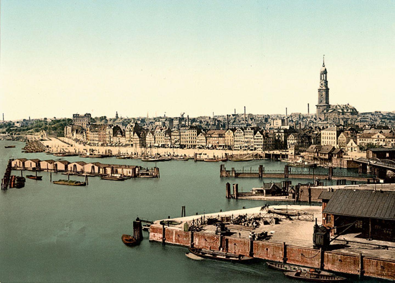 Hamburg: Bildstrecke: Hamburg zur Kaiserzeit - Bild 10
