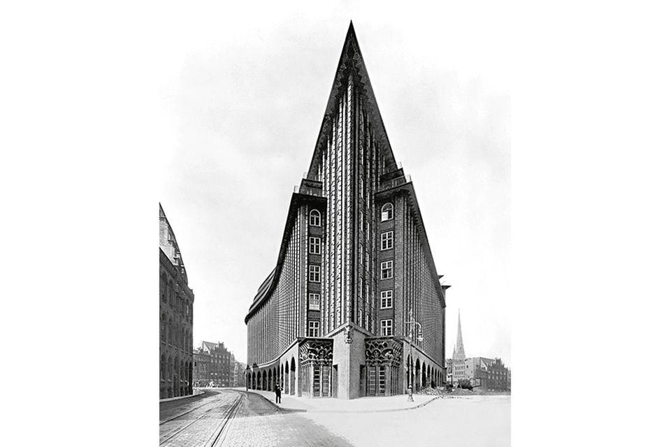 Chilehaus: Wahrzeichen des modernen Hamburg