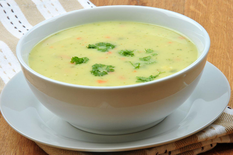 Suppen statt Fette