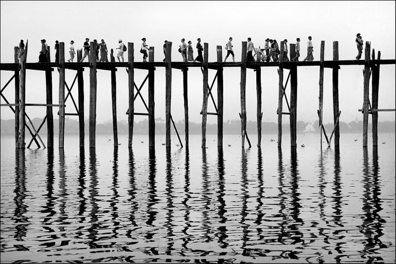 Die Brücke nach Mandalay