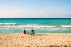 Kuba lag ursprünglich im Pazifik