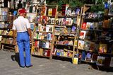 In Kuba stehen in den Regalen der Buchhandlungen jene Bücher, die keiner haben will