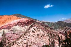 Cerro de los Siete Colores, Argentinien